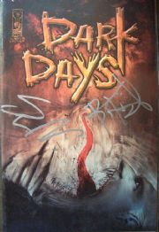 30 Days Of Night Dark Days #1 Signed Niles & Templesmith Vampire Sketch IDW Publishing comic book